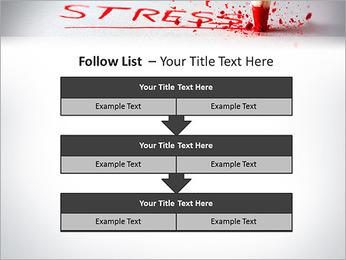 Stress PowerPoint Template - Slide 40