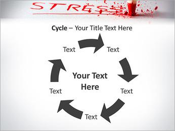 Stress PowerPoint Template - Slide 42