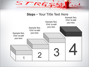 Stress PowerPoint Template - Slide 44
