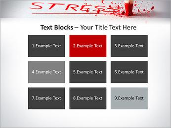 Stress PowerPoint Template - Slide 48