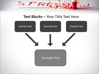 Stress PowerPoint Template - Slide 50