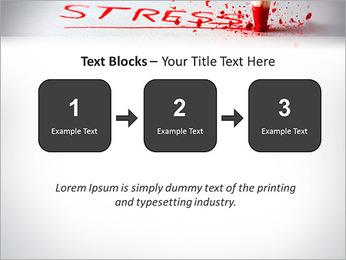 Stress PowerPoint Template - Slide 51