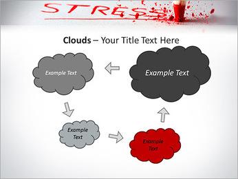 Stress PowerPoint Template - Slide 52