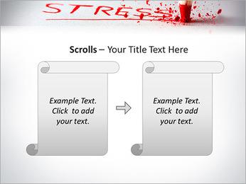Stress PowerPoint Template - Slide 54