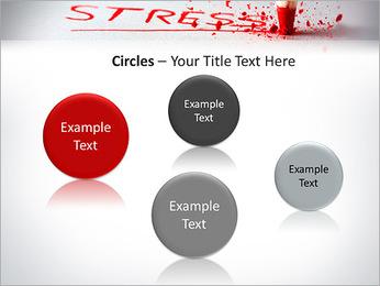 Stress PowerPoint Template - Slide 57