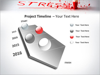 Stress PowerPoint Template - Slide 6