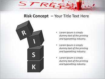 Stress PowerPoint Template - Slide 61
