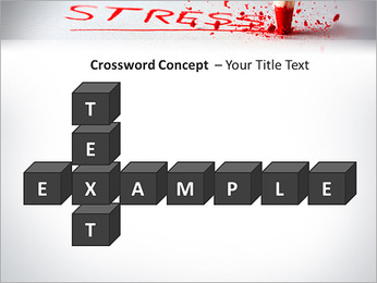 Stress PowerPoint Template - Slide 62
