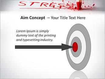 Stress PowerPoint Template - Slide 63