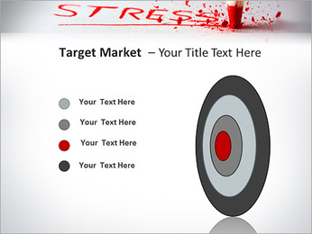 Stress PowerPoint Template - Slide 64