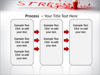 Stress PowerPoint Template - Slide 66