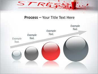 Stress PowerPoint Template - Slide 67