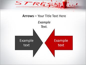 Stress PowerPoint Template - Slide 70