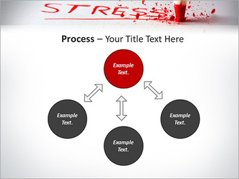 Stress PowerPoint Template - Slide 71