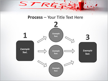Stress PowerPoint Template - Slide 72