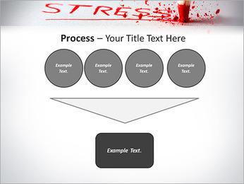 Stress PowerPoint Template - Slide 73