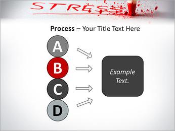 Stress PowerPoint Template - Slide 74