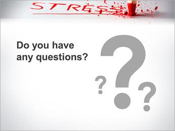 Stress PowerPoint Template - Slide 75