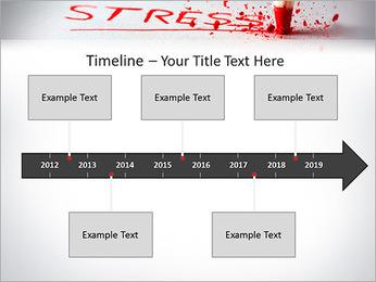 Stress PowerPoint Template - Slide 8