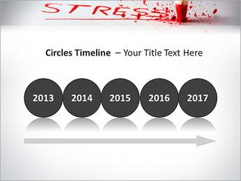 Stress PowerPoint Template - Slide 9