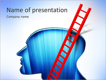 Personal Growth PowerPoint Template - Slide 1