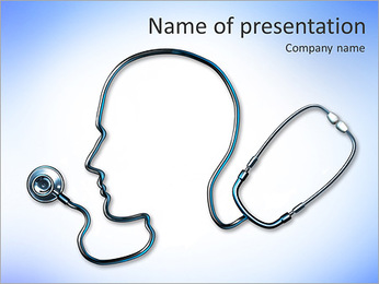 Medical Instrument PowerPoint Templates - Slide 1