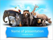 Zoo PowerPoint Templates