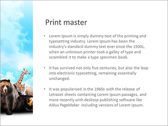 Zoo PowerPoint Template - Slide 76