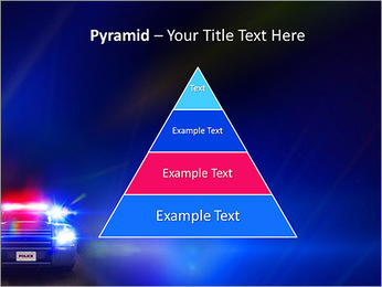 Police Car PowerPoint Template - Slide 10