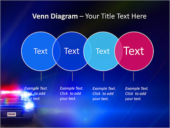 Police Car PowerPoint Template - Slide 12