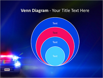 Police Car PowerPoint Template - Slide 14