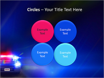 Police Car PowerPoint Template - Slide 18