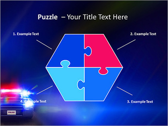 Police Car PowerPoint Template - Slide 20