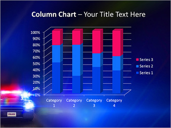 Police Car PowerPoint Template - Slide 30