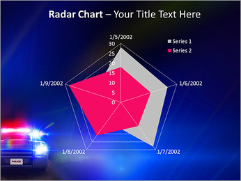 Police Car PowerPoint Template - Slide 31