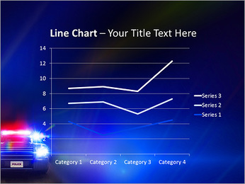 Police Car PowerPoint Template - Slide 34