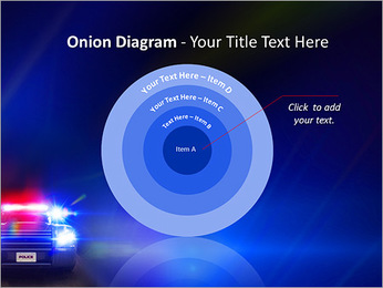 Police Car PowerPoint Template - Slide 41