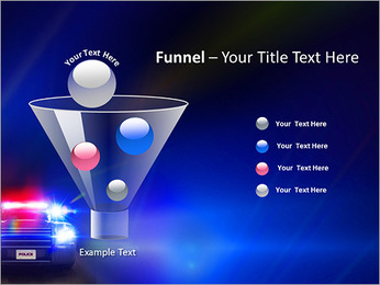 Police Car PowerPoint Template - Slide 43
