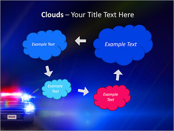 Police Car PowerPoint Template - Slide 52