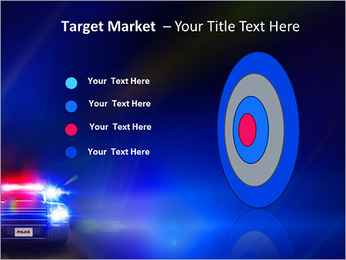 Police Car PowerPoint Template - Slide 64