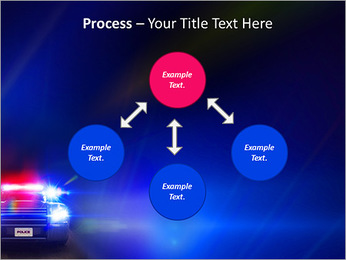 Police Car PowerPoint Template - Slide 71