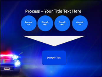 Police Car PowerPoint Template - Slide 73