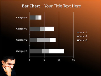 Depressed Man PowerPoint Templates - Slide 32