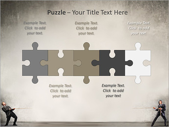 Pull Rope PowerPoint Template - Slide 21