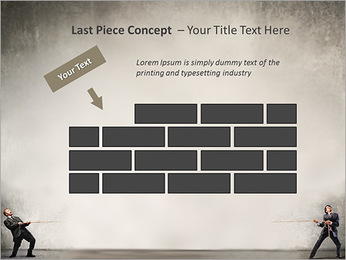 Pull Rope PowerPoint Template - Slide 26