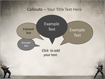 Pull Rope PowerPoint Template - Slide 53