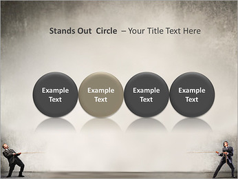 Pull Rope PowerPoint Template - Slide 56