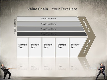 Pull Rope PowerPoint Template - Slide 7