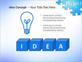 Project Management PowerPoint Template - Slide 60