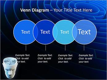Brain Labyrinth PowerPoint Templates - Slide 12